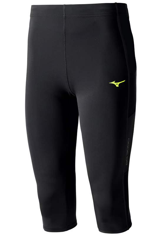 Mizuno BG3000 3/4 Tights Black J2GB550490 XL