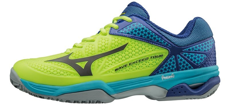 Mizuno Wave Exceed Tour 2 61GC167210 EUR 44,5