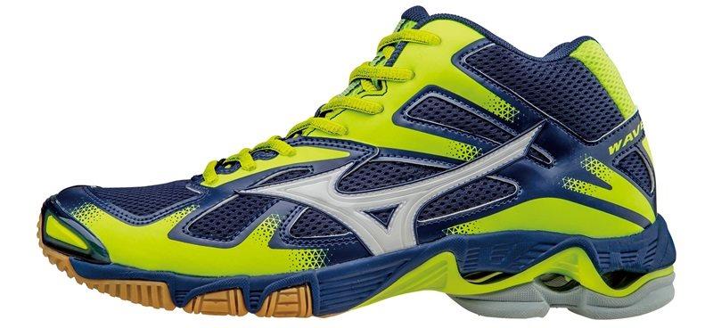 Mizuno Wave Bolt 5 Mid V1GA166502 EUR 44,5