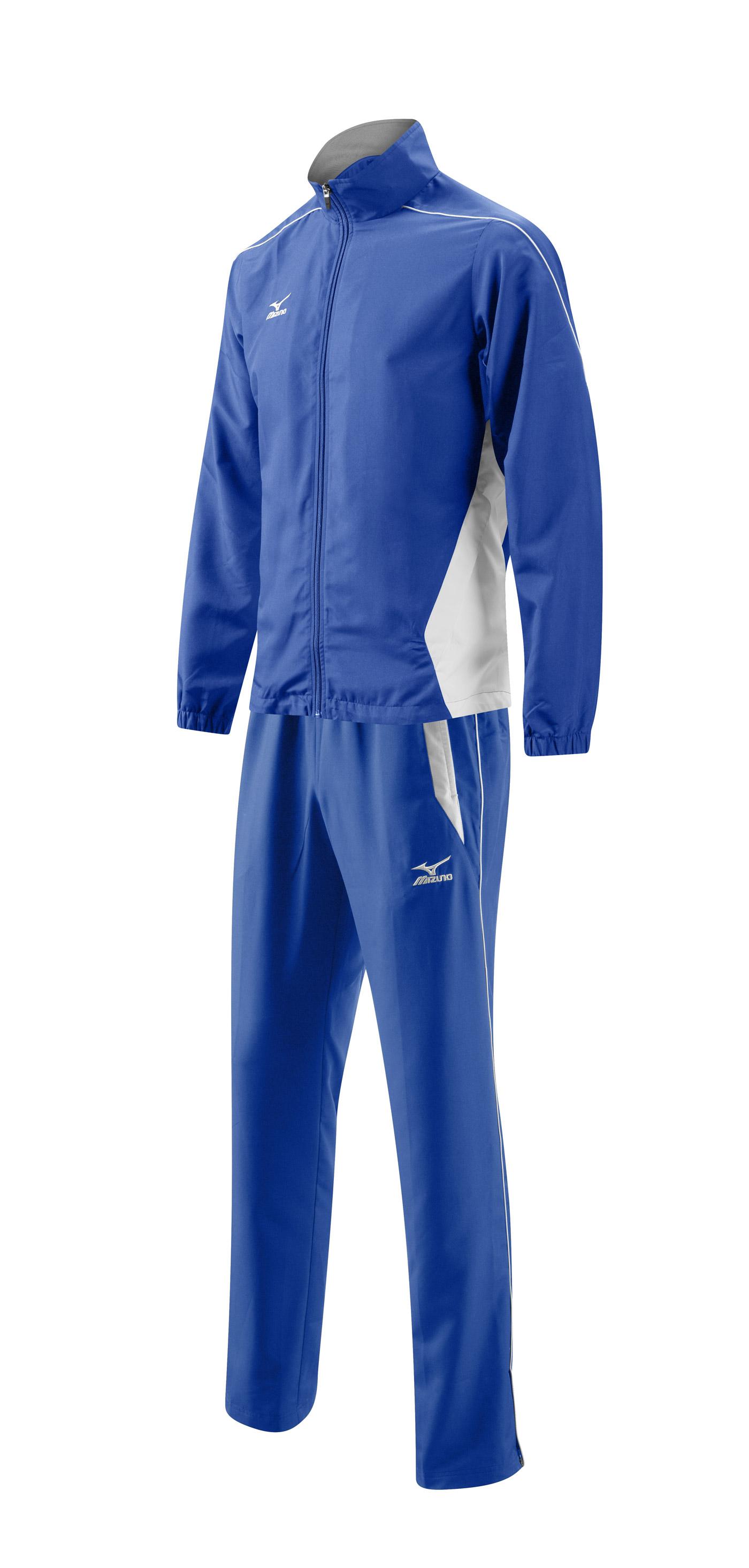 Tepláková souprava Woven Track Suit K2EG4A0122 Modro bílá L