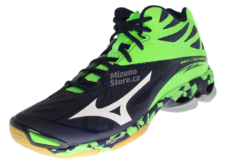 Mizuno Wave Lightning Z2 Mid V1GA160506 EUR 46,5