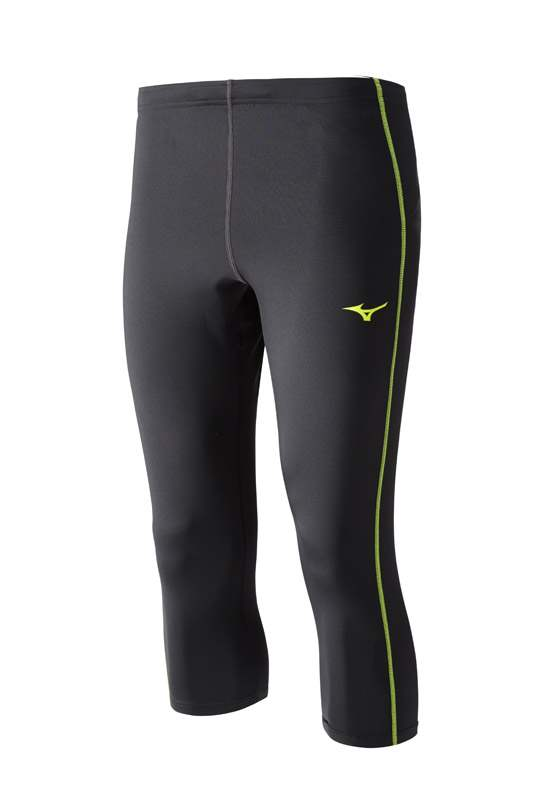 Mizuno Core 3/4 Tights Black J2GB504294 M