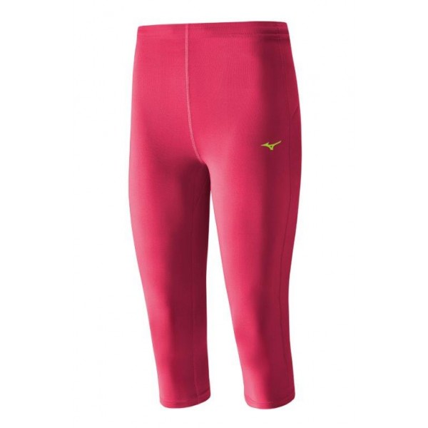 Mizuno DryLite Core 3/4 Tights Raspberry J2GB525164 XS