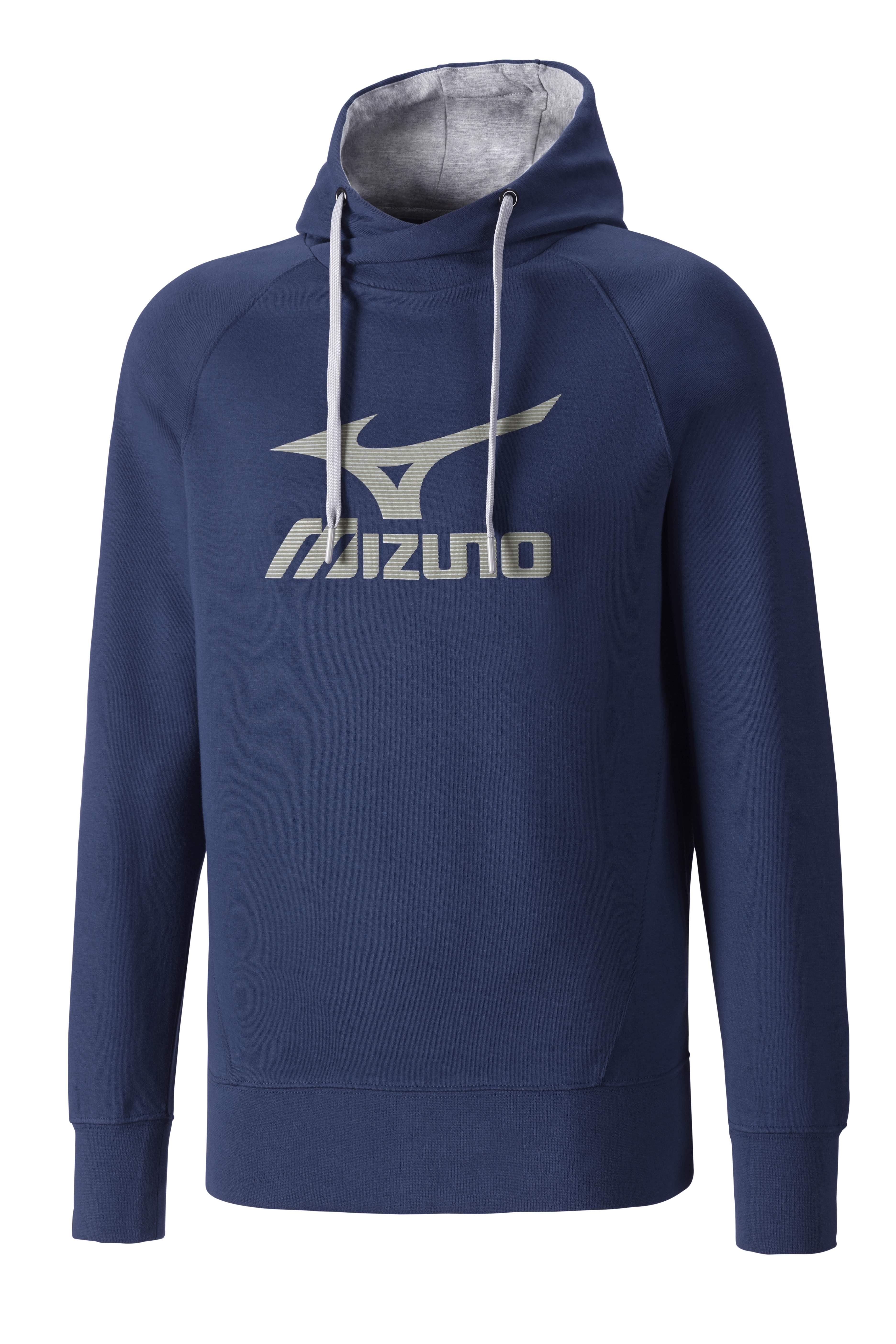 Mizuno Logo Hoody K2EC665314 L