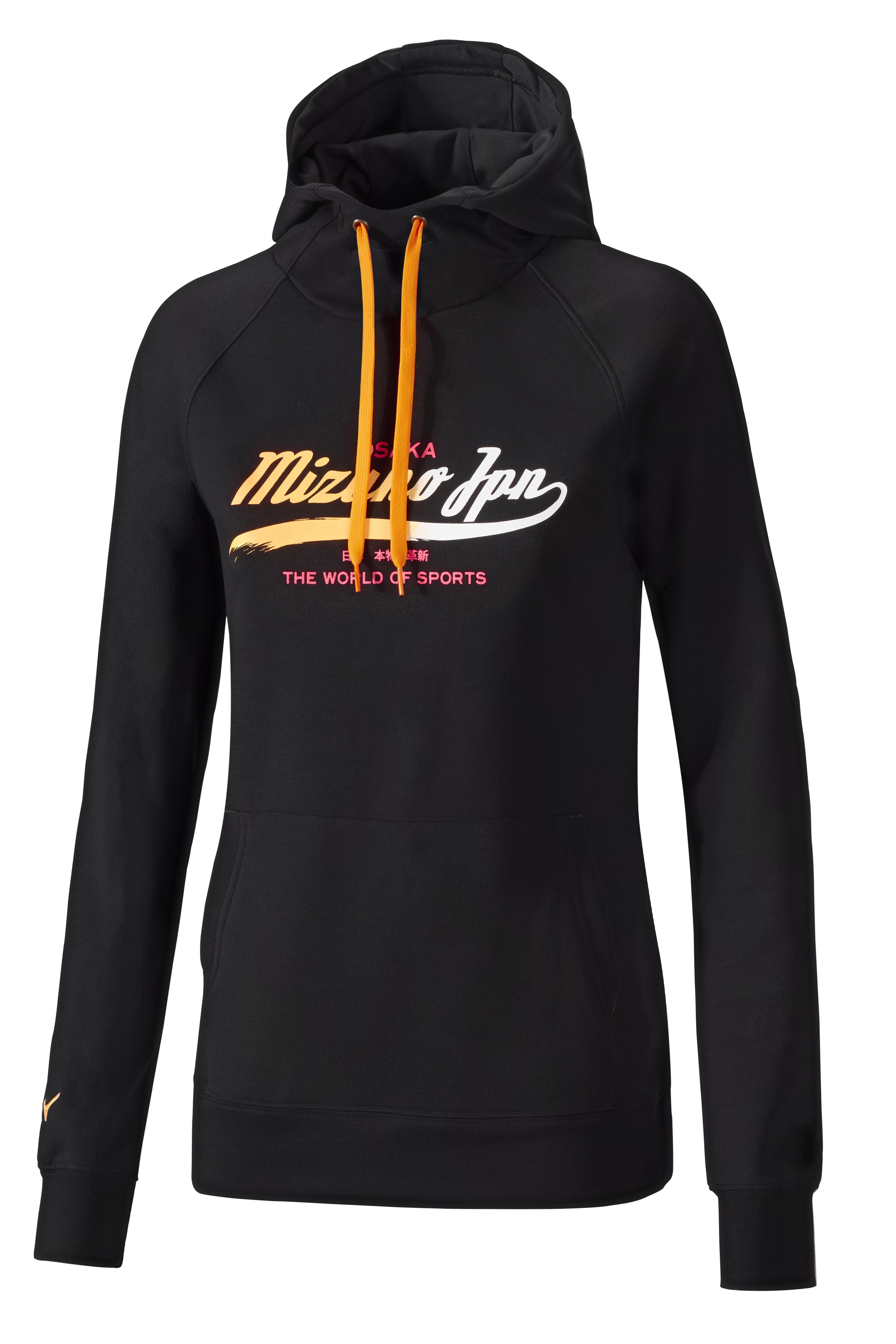 Mizuno Heritage Hoody K2GC720309 L
