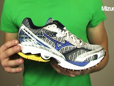 Mizuno Wave Ultima 3 - Blue
