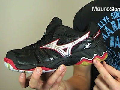 Mizuno Wave Steam