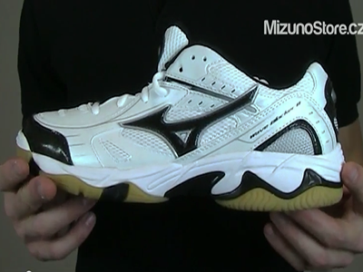 Mizuno Wave Blocker 8
